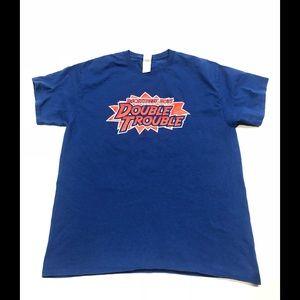💫 Backstreet Boys double trouble T-shirt new